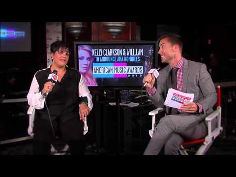 On Her First Time Rosie Pierri Interview Pt. 1 - AMAs 2013