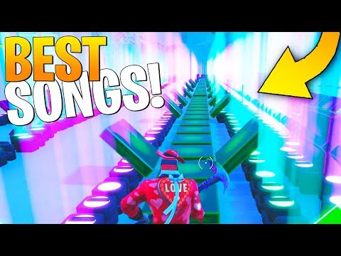 MOST POPULAR Music BLOCK SONGS & MAP CODES! (Fortnite Creative Mode) Mp3