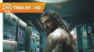 Aquaman Official Trailer #2 (2018) Jason Momoa -- Regal [HD]