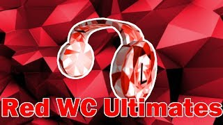 NEW RED WC ULTIMATES COMING OUT SOON!! // ROBLOX