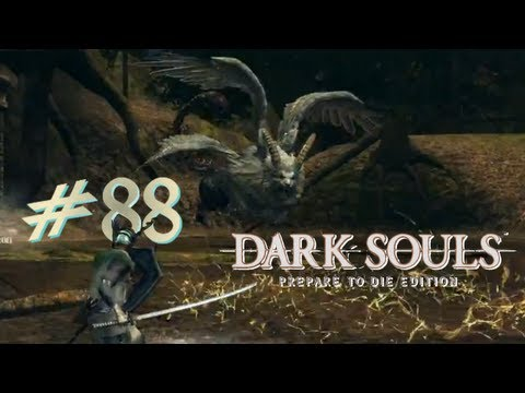 Let's Play Dark Souls [HD] Part 88 (Ancient Sanctuary) [Prepare to Die Edition]