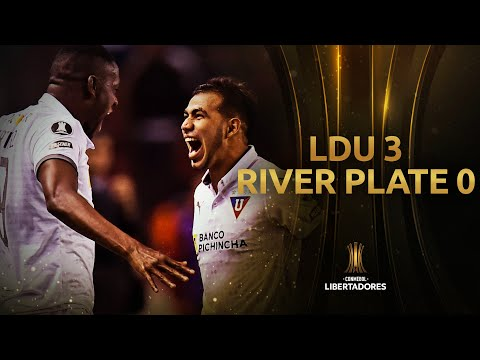 LDU 3 x 0 River Plate | Melhores momentos | Fase de Grupos | Libertadores 2020