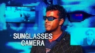 Joseph's Secret Spy Camera Glasses Have Racist Residents On Edge thumbnail