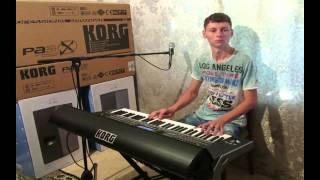 Михаил Круг - Владимирский централ Style Korg HD