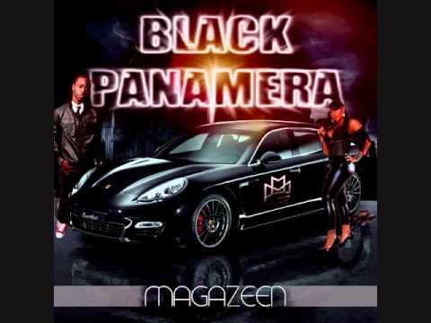 Black Panamera by: Magazeen (MayBach Music Group)
