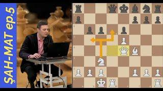 Șah-Mat la TVR 1, ep.5: Andrei Murariu