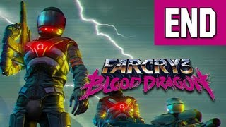 Far Cry 3 Blood Dragon Gameplay Walkthrough - Part 20 ENDING Ultra PC DLC Let