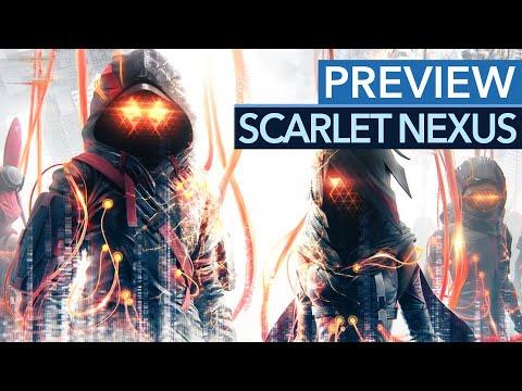 Scarlet Nexus lässt euch gegen herrliche Monster kämpfen