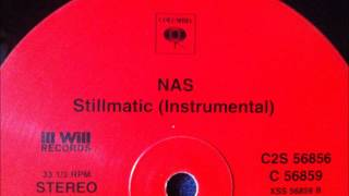 Nas ft AZ - The Flyest (Instrumental) (HD)