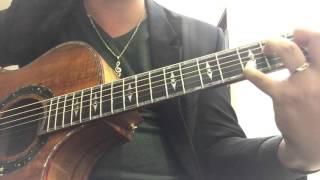 Tâm sự cùng người lạ - Demo Guitar Solo Tiến Nguyễn