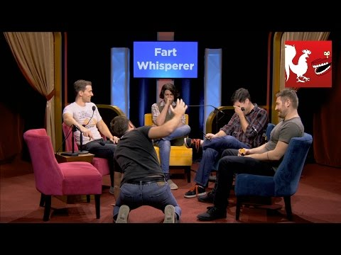Funhaus Takes on the Fart Whisperer and Hogwarts - On The Spot #12