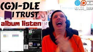Baixar ALBUM LISTEN | (G)I-DLE ((여자)아이들) 3rd Mini Album 「I Trust」