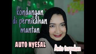 KONDANGAN DI NIKAHAN MANTAN || AUTO MAKE UP || TUTORIAL MAKEUP SIMPLE