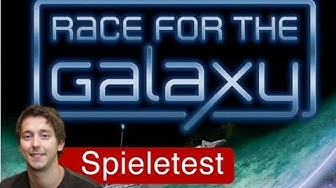 Race for the Galaxy (Spiel) / Anleitung & Rezension / SpieLama