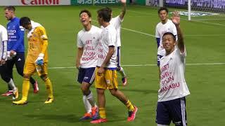 明治安田生命J1リーグ 2017 第27節 ガンバ大阪1-2横浜F.マリノス 2017年...