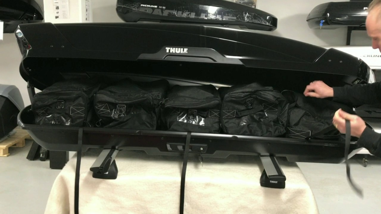 thule motion xt xl demo youtube. Black Bedroom Furniture Sets. Home Design Ideas