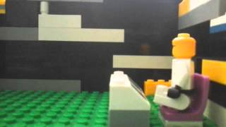 Лего фильм - побег из тюрьмы
