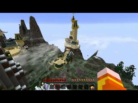 Serveur minecraft basé sur Avatar le dernier maître de l'aire et la légende de Korra