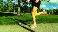 6  Askelkontakti rullaavassa juoksutekniikassa