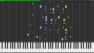 Как играть на пианино Бетховен - Лунная Соната [Beethoven Moonlight  (3rd Movement)]