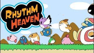 Rhythm Heaven Collab Remix -The Medley of Kirby