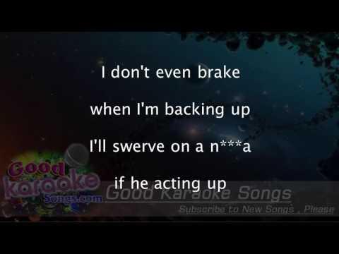 The Boys -  Nickj Minaj (Lyrics Karaoke) [ goodkaraokesongs.com ]