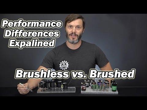 Brushed vs Brushless motors in Off Road R/C Trucks