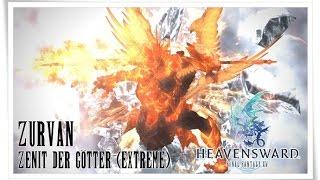Final Fantasy XIV Heavensward | Zenit der Götter - Zurvan (Extreme) Guide