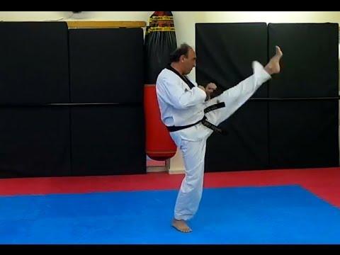 Excellnet Taekwondo Poomse 8 أفضل بومسي 8 في التايكواندو