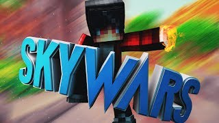 EVERYONE THINKS I HACK (Not ClickBait) - Minecraft Skywars