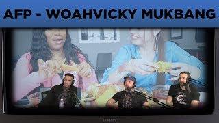 Another Fantastic Podcast - WoahVicky Mukbanging thumbnail