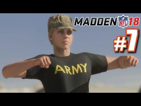 TRIPLE TEAM HER! | Madden 18 | Longshot #7