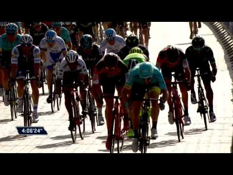 Dubai Tour: Stage 1 - Highlights