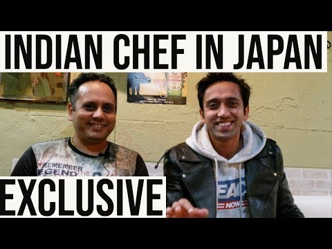 Life of a INDIAN Chef in JAPAN II INDIAN IN JAPAN II Rom Rom Ji