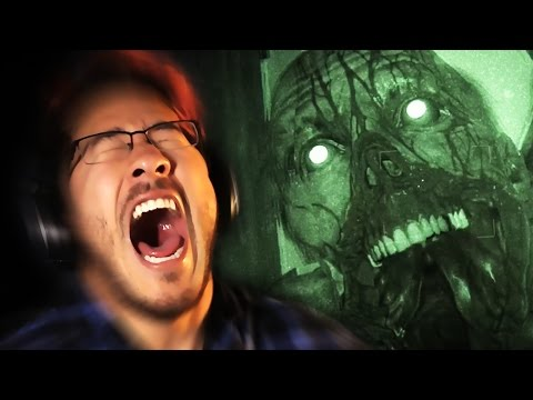 Thumbnail: OH GOD NOT THERE!! | Outlast 2 Demo