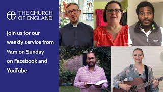 Weekly Online Service fŗom Christ Church, Cambridge