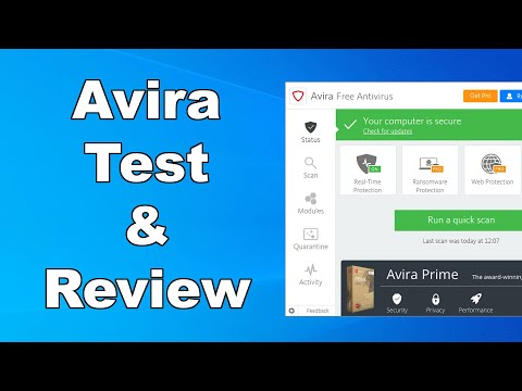 Top 5 Best FREE ANTIVIRUS Software (2020) from YouTube · Duration:  6 minutes 28 seconds