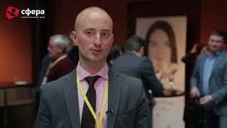 Дмитрий Молоканов на III Международной конференции
