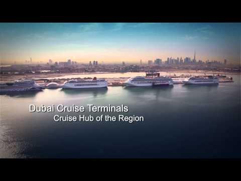 Dubai Cruise Hub of The Region - (Short)
