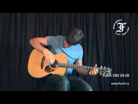 Furch OM34-SR Acoustic guitar