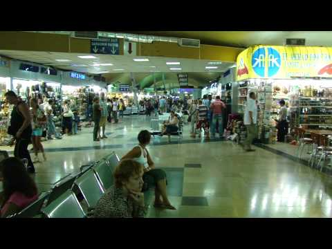 Duty Free Shops At Hurghada Airport - Egypt