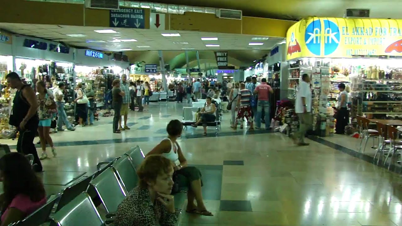 Shops Airport Terminal 2 Prague