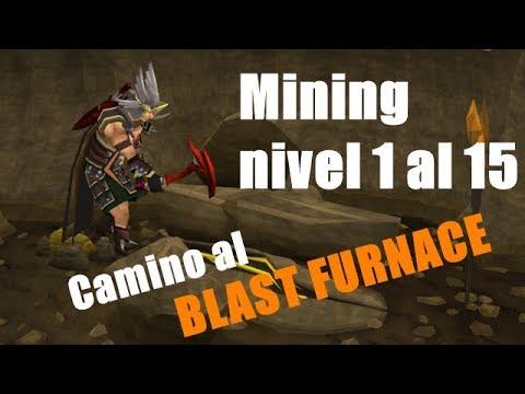 Guia Mining Runescape Oldschool Español Latino