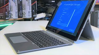 Dell Latitude 7210 2-in-1 Business Detachable Laptop Unboxing