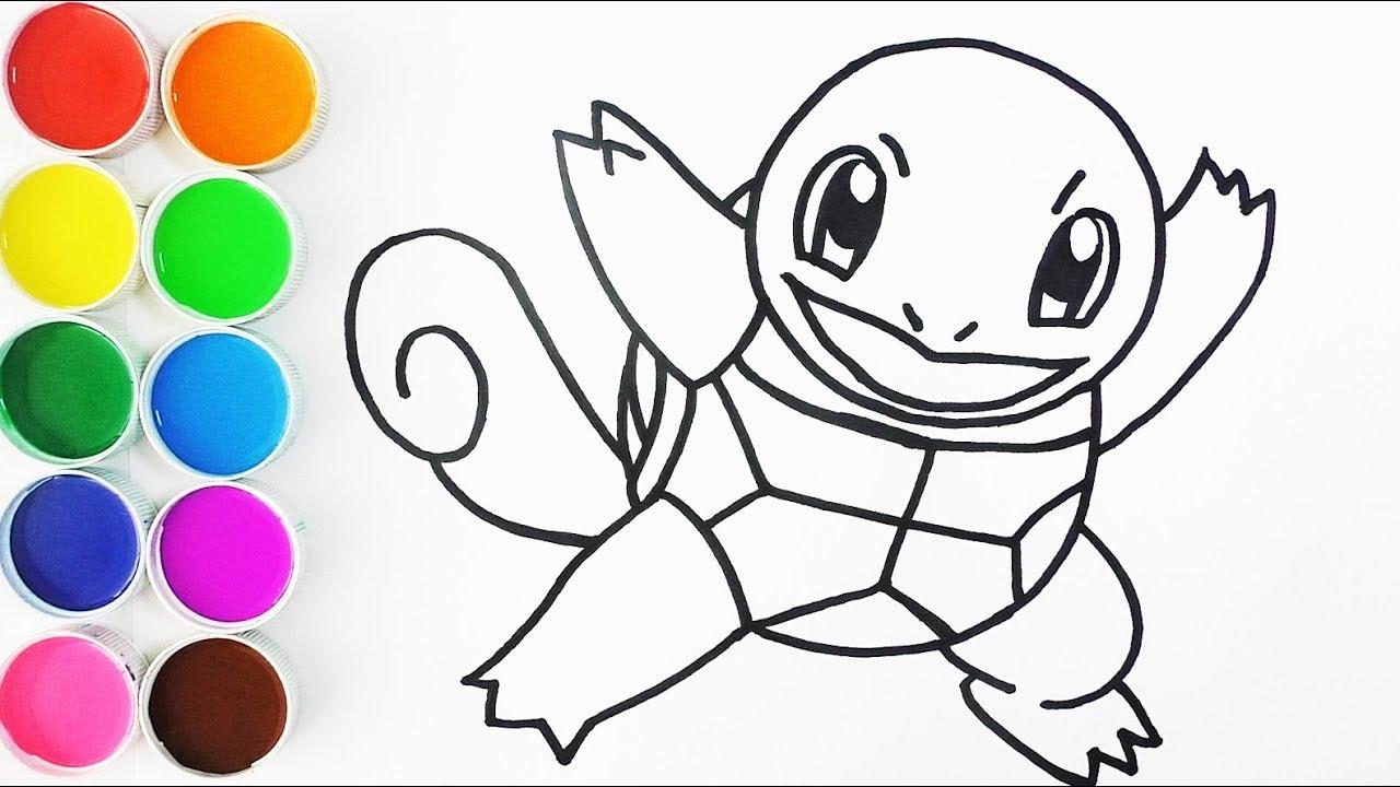 Dibujos Para Colorear De Charmander: Dibujos Para Colorear De Pokemon