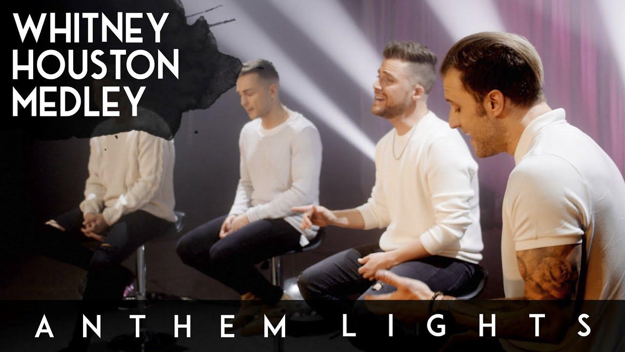 Whitney Houston Medley | Anthem Lights (Cover)