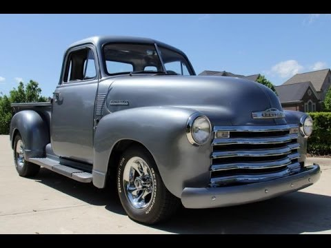 1951 Chevy Truck 5 Window