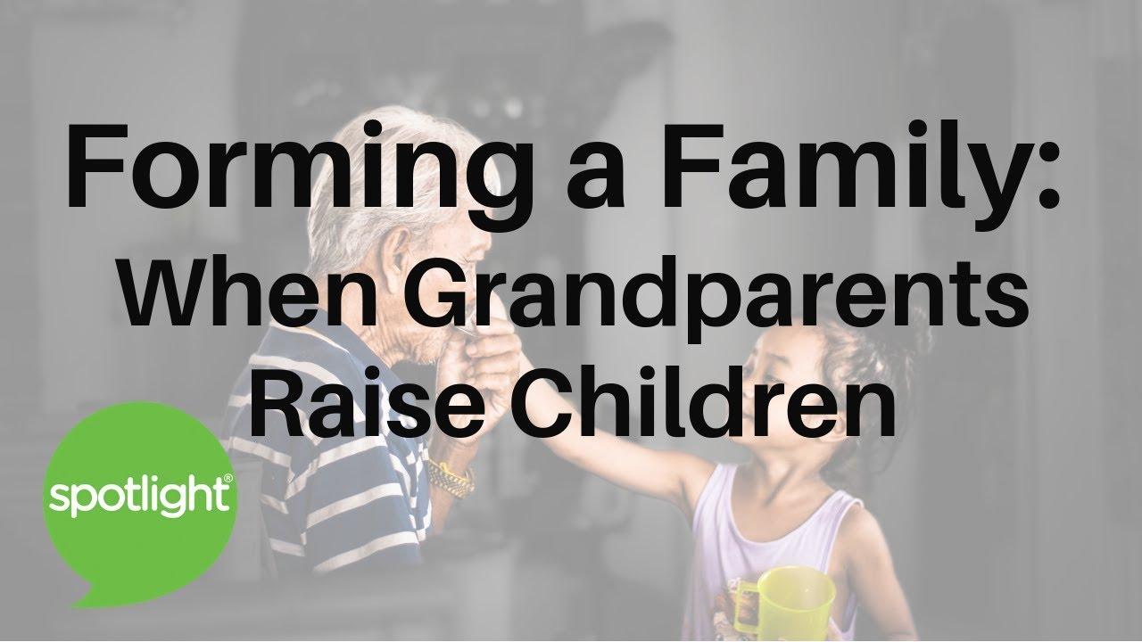 Forming A Family: When Grandparents Raise Children | Listen