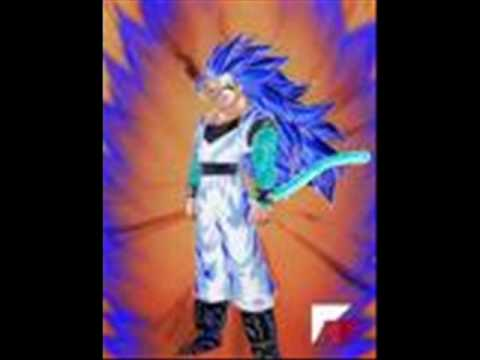goku y sus fases - YouTube