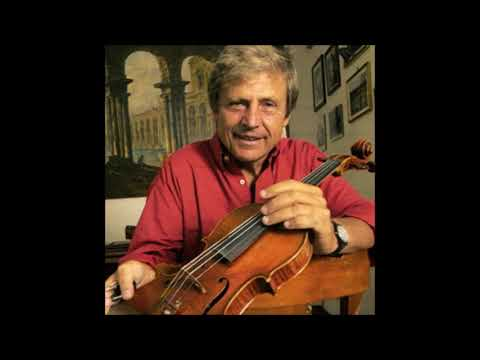 """Uto Ughi """"Violin Concerto No 4"""" Nicolo Paganini"""